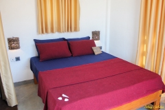 Stay Golden Arugam Bay Double Room No.2 bedroom