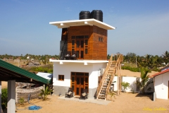 Stay Golden Arugam Bay Double Rooms front