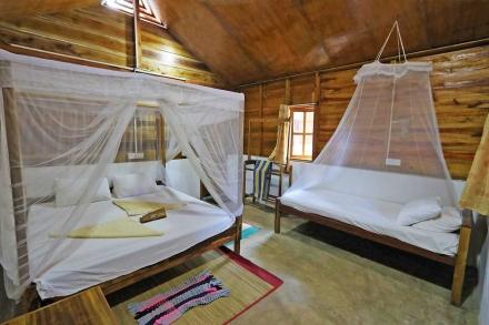 Cabana 7 Interior