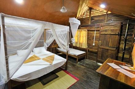 Cabana 6 Interior