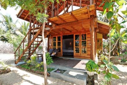 Cabana 9 Lower Terrace