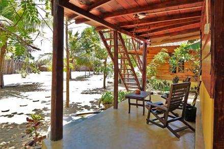Cabana 8 Lower Terrace