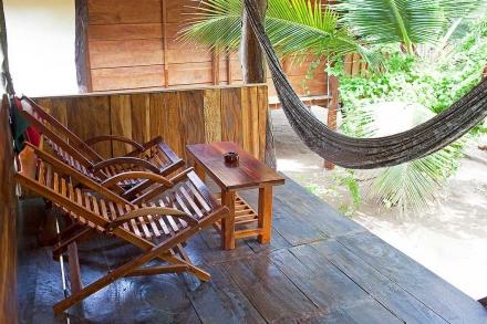 Cabana 5 and 6 Terrace