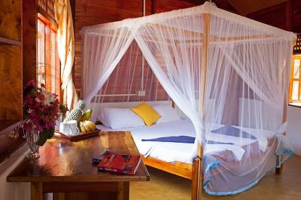 Cabana 8 Interior