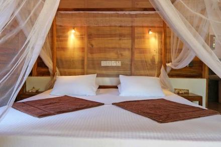 Cabana 9 Interior