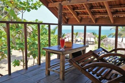Cabana 9 Upper Terrace