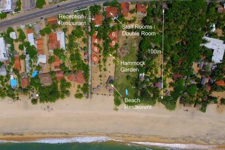 Cabana Map