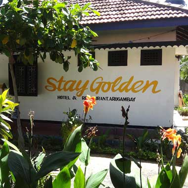 Stay Golden Double Rooms 1 and 2 are perfect for single travellers or 2 persons.