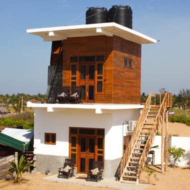 Stay Golden Arugam Bay Double Rooms