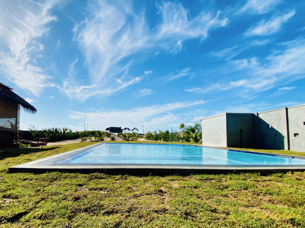 Stay Golden Arugam Bay Swimming Pool